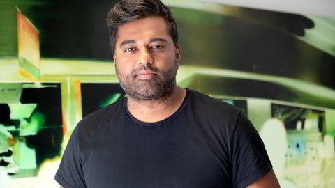 Salman Saeed grunnla Flexspace etter at han sluttet i som direktør i det amerikanske selskapet Wework.