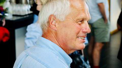 Gustav Witzøe er grunnleggeren og administrerende direktør i Salmar.