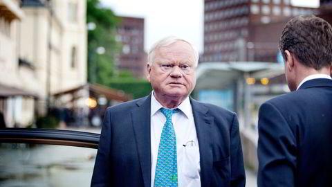 Frontline-grunnlegger John Fredriksen.