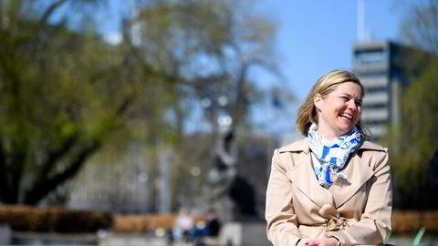 Guri Melby er partileder i Venstre og kunnskapsminister.