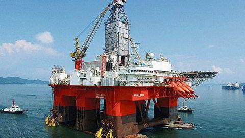 West Mira-riggen der Petroleumstilsynet mener det har skjedd «en rekke alvorlige hendelser».