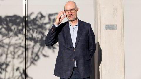 – Jeg har jobbet for Tomra i 22 år og alle gode ting kommer til en ende, sier Tomras finansdirektør Espen Gundersen.