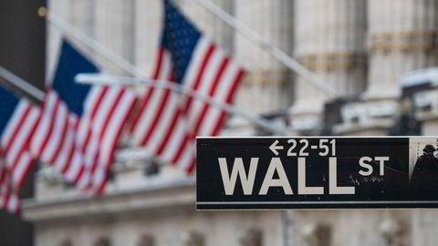 Amerikanske inflasjonstall har steget kraftig de siste månedene.