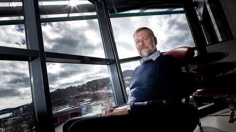 – Jeg synes det er greit å være ferdig, sier Bjarne Skeie som har tjent godt på Nekkar sin kursutvikling. Skeie Technology as eier rundt 25 prosent av selskapet.