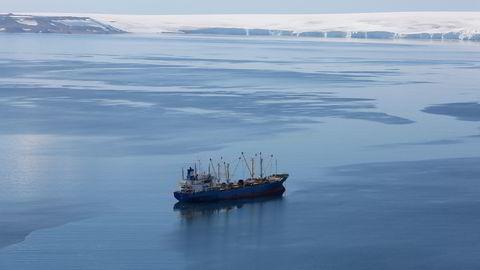 Aker Biomarine har slitt med krillfangsten det siste kvartalet.