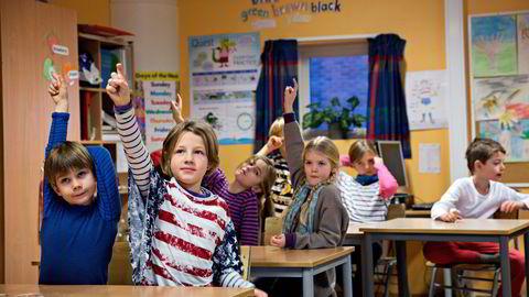 Vær på vakt om du hører begrepet «krevende elevgruppe». Dårlig læringsmiljø blir gjort til elevenes feil, skriver Mari Rege.