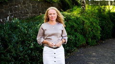 Administrerende direktør i Norsk olje og gass, Anniken Hauglie, kan bli den siste direktøren i organisasjonen. Hun er allerede på vei ut, og skal bli nestsjef i NHO.