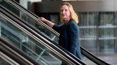 Sjeføkonom Kjersti Haugland venter at Norges Bank vil heve styringsrenten i mars 2022.