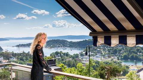 Grethe W. Meier, administrerende direktør i Privatmegleren har aldri solgt så mange boliger som i juni. – Jeg hadde ikke trodd at det skulle bli så høye salgstall, sier hun.
