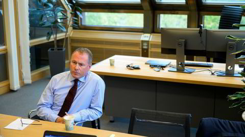 Jeg tror Oljefondet vil gå inn i såkalte absolutte investeringer, skriver artikkelforfatteren, og viser til Nicolai Tangen, oljefondssjef i Norges Bank.