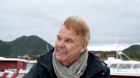 Rikard Storvestre tok turen til Bø i Vesterålen fra tropiske Natal i Brasil. Selv om han til vanlig bor i den brasilianske byen, skatter han til «Norges Monaco».