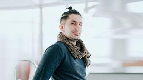 Gründer og daglig leder i Metapod, Fredrick Darien.