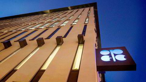 Opecs hovedkvarter i Wien, Østerrike.