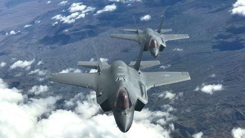Problemet er at F-35 er for dyrt. For dyrt i innkjøp, for dyrt i bruk, skriver artikkelforfatteren.