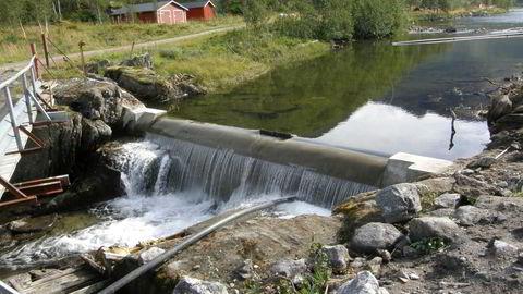 Bør småkraftverk etablere bitcoinvirksomhet? For eksempel småkraftverket Storå i Tysfjord kommune i Nordland, eid og drevet av Nordkraft.