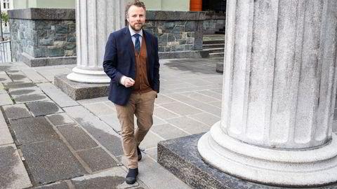 – Jeg kan ikke leve av å skrive bøker om konservatisme. Det er et begrenset marked for det i Norge, sier Torbjørn Røe Isaksen, som nå er på jobbjakt.
