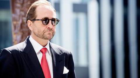 Aker-sjef Kjell Inge Røkke vil bli ny styreleder i Rec Silicon.
