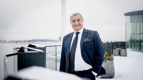 Investor Christen Sveaas er største aksjonær i Komplett Bank etter at han kjøpte alle aksjene til Stein Erik Hagens Canica i november i fjor.