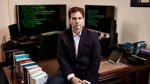 Australske Craig Wright mener selv han er oppfinneren av bitcoin. Dette har ledet Wright inn i flere rettstvister, inkludert med Magnus Granath som sitter i ledelsen i Akers nye krypto-satsing.