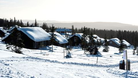 Dessertgenerasjonen bygget ikke landet; de bygget hytter, skriver Andreas Landsverk Farberg.