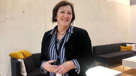 Frøydis Høyem sluttet som statssekretær tidligere i år, og begynte hos Sanitetskvinnene.