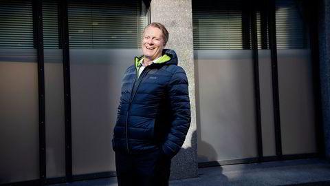 Johan H. Andresen styrer det familieeide investeringsselskapet Ferd.
