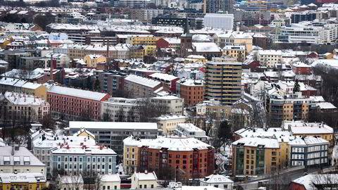 Jeg vil rette en takk til alle som flytter til Oslo fra distriktene, unge ubemidlede og voksne lavtlønnede i særdeleshet, skriver artikkelforfatteren.