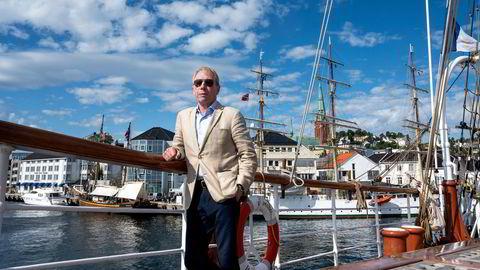 Jens Ulltveit-Moe mener det er praktfullt at klimadebatten for alvor er blitt satt på agendaen i valgkampen.