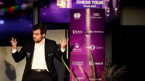 Magnus Carlsen-selskapet Play Magnus har fått stor oppslutning rundt sin digitale sjakkturnering. Hovedpersonen selv er en nøkkelbrikke i planene om videre vekst.