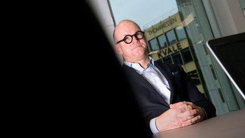 Mads Syversen, sjef for meglerhuset Arctic Securities, har bransjens mest liberale regler for megleres egenhandel.