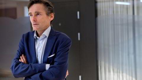 Investeringsdirektør i Nordea Robert Næss.
