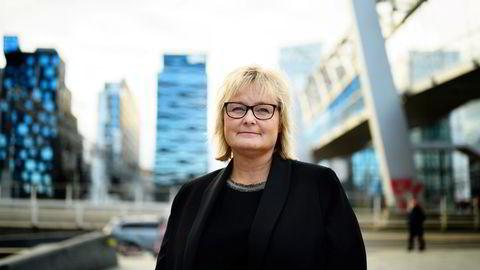 Fungerende divisjonsdirektør i Skatteetaten, Stine Olsen.