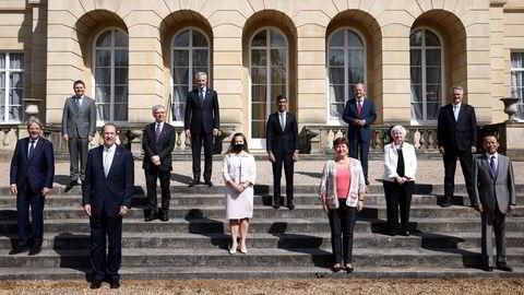 For få dager siden ble G7-landene enige om å innføre en global minstesats for selskapsskatt på 15 prosent. Finansministrene møttes i London 5. juni.