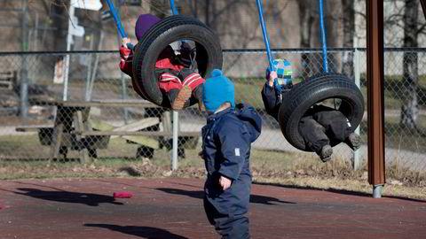 Helt uten å blunke gir Virke bort mange hundre millioner kroner i offentlige tilskudd fra de private barnehagene, skriver artikkelforfatteren.