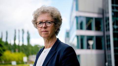 Konsernsjef Hilde Merete Aasheim i Hydro.