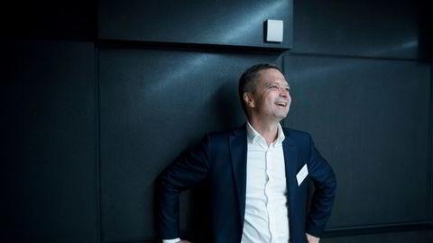 Privatinvestor Harald Espedal er ikke bekymret for et større fall i aksjemarkedet, og har spesielt troen på It-selskapet TietoEvry