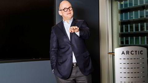 Mads Syversen, sjef for Arctic Securities, har ikke villet kommentere DNs saker om ansattes aksjehandel.