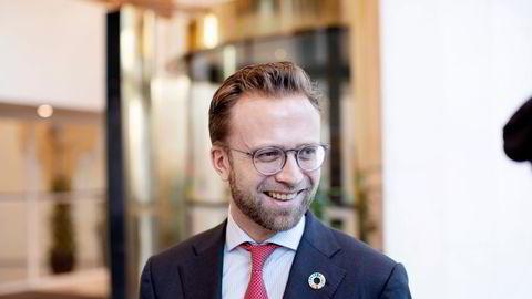 Inntekter opptjent i et selskap er selskapets kapital inntil det utbetales til aksjonær, skrev Nikolai Astrup i et innlegg i DN onsdag.