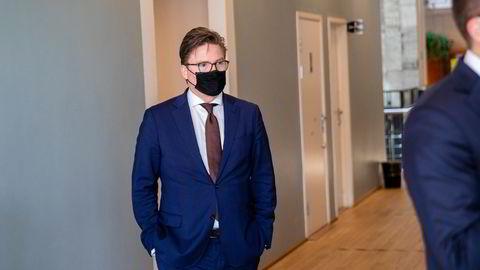 Bare noen timer etter at konsernsjef Marius Varner vitnet i retten, inngikk Varner forlik med gründerselskapet Pionér.