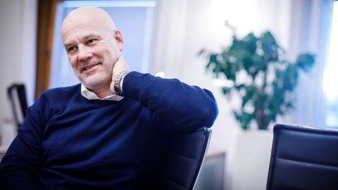 – Jeg er ikke lei eller sliten av NRK, men jeg mener dette er riktig timing, sier kringkastingssjef Thor Gjermund Eriksen.