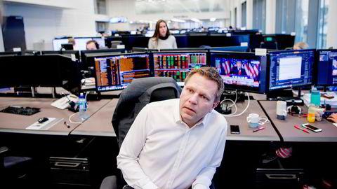– Vi er inne i en boomtid, sier investeringsdirektør Leif-Rune Rein i Nordea Liv.