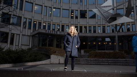 Advokatfirmaet Thommessen har mellom 40 og 50 IPOer (børsnoteringsprosesser) i ordreboken. – Det er et ekstraordinært trykk nå, sier partner Ylva Gjesdahl Petersen.