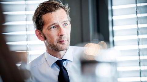 Kredittanalytiker Thomas Eitzen i SEB.