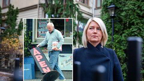 Caroline Borgersen (43) saksøkes av faren Pål Borgersen (76) i kampen om familiens milliardverdier.