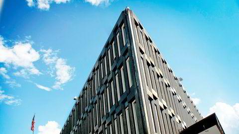 Megler melder om stor interesse for å kjøpe bygningen der USAs ambassade tidligere holdt til i Drammensveien