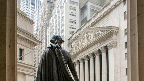 Wall Street åpner med oppgang mandag ettermiddag etter langhelgen.