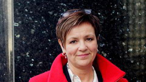 Anne Tingelstad Wøien er en av fem som sitter i Riksrevisjonens kollegium.