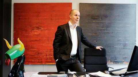 Tore Gjedebo leder investeringsselskapet Styrbjørn, familiens investeringsselskap som er tuftet på oljeservicesystemet faren grunnla.