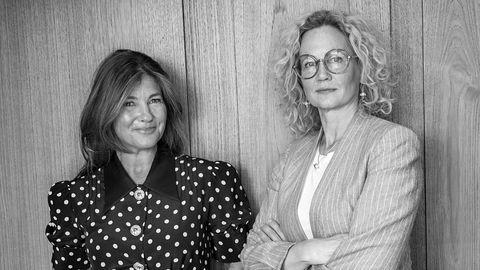 Giftet seg. Paulina Rider Wilhelmsen og Tone Hansen, direktør på Henie Onstad, har kjent hverandre i mange år. Tanken om et større samarbeid mellom Henie Onstad og Wilhelmsen-familien har vært i gjære helt siden museets begynnelse. Nå har de offisielt giftet seg, sier de.