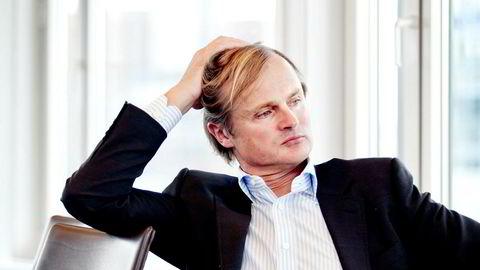 Investor Øystein Stray Spetalen er interessert i tennis, men ikke så interessert at han ville beholde tennishallen i Drammen.